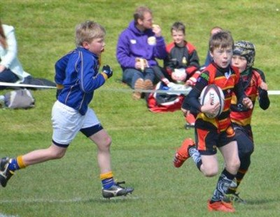 Mini Rugby Festivals 2018
