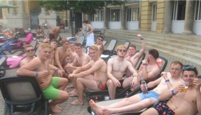 University Rugby Tour To Budapest