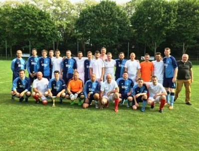 Welland FC Football Tour To France 2017