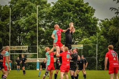Ynysybwl RFC Rugby Tour To Holland Match