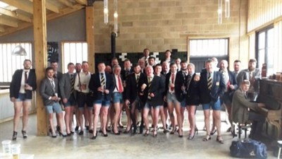 Ollerton RFC Rugby Tour To Gloucester