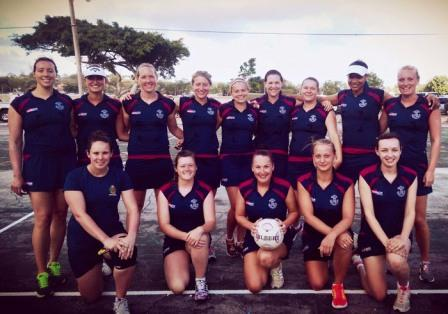 Royal Engineers Netball Club Netball Tour To Barbados 2016