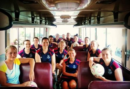 Royal Engineers Netball Tour To Barbados 2016
