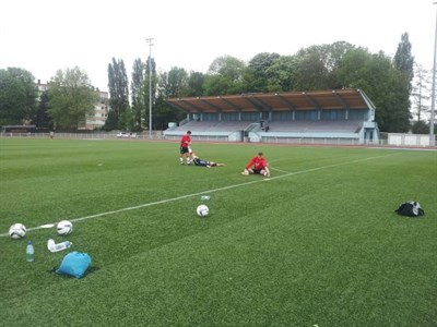 Club Doncaster Foundation Football Academy U18 Lille 2015