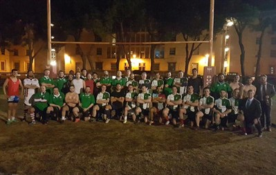 Lightwater RFC Tour To Italy 1