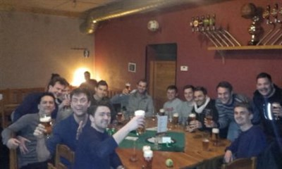 Old Wykehamist FC Tour To Prague 7