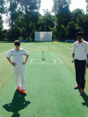 Corby Business Acadamy Cricket Tour To Holland
