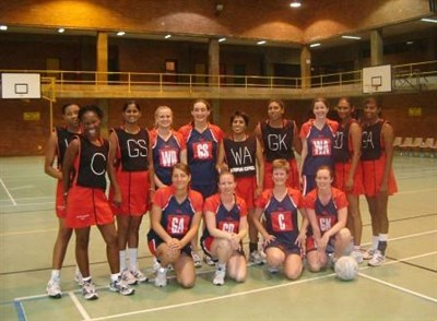 AGC Netball Tour To South Africa