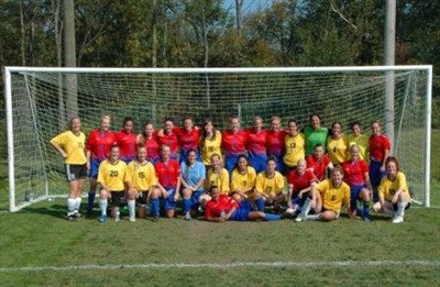 Royal Artillery Women Football Tour To Canada