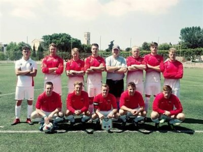 Royal Engineers Mixed Football Tour To Malta