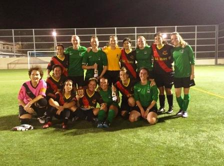 Royal Engineers Womens Football Tour To Spain