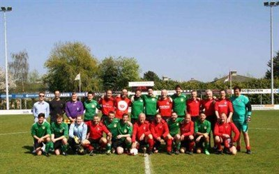 Mawby FC Football Tour To Holland 2017