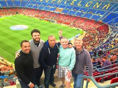 Football Tours To Spain Nou Camp