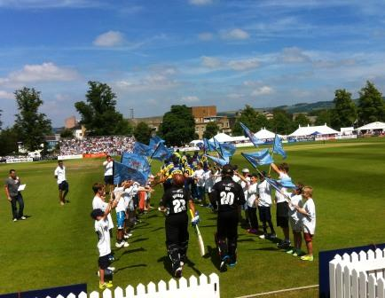 St Johns Beaumont Cricket Tour To Gloucestershire