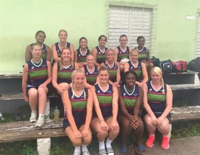 Army Medical Services Netball Tour To Barbados 1