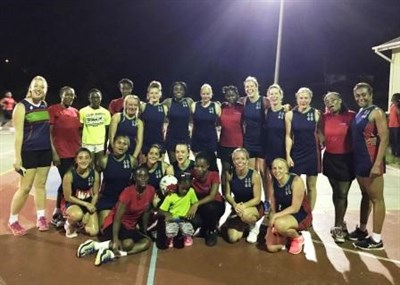 Army Medical Services Netball Tour To Barbados 2