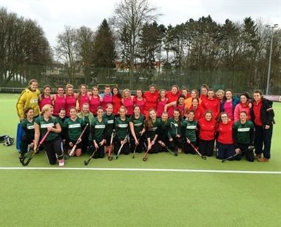 Strathclyde Uni Hockey Tour To Colgone