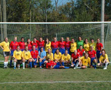 Royal Artillery Fcs Football Tour To Canada Photo Gallery