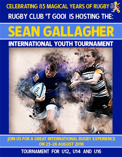 Sean Gallagher Internatonial Youth Rugby Festival