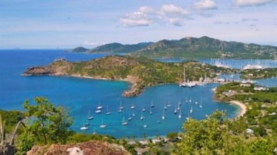 The Beautiful Caribbean Island Of Antigua