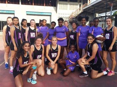 The Abbey School Netball Tour To Antigua