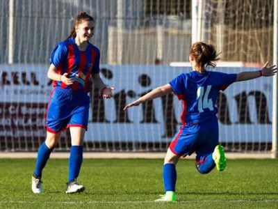 Murieston United U15 Girls Football Tour To The Barcelona Cup 8