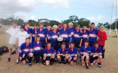 Darton High School Rugby Tour To Barbados With Burleigh Travel