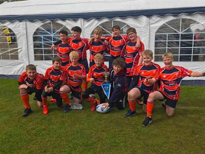 Spalding RFC U12s Rugby Tour To The Hilversum Rugby Festival 400X300