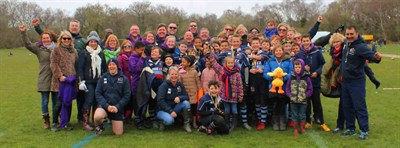 Old Grammarians RFC Mini Section Tour To The Bournemouth Rugby Festival