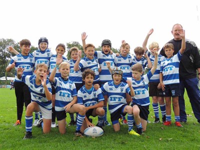 The Hilversum Junior Rugby Tournament