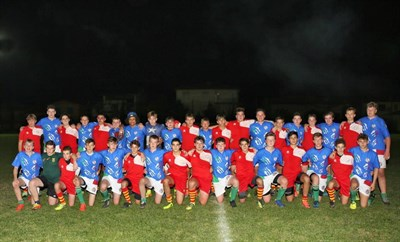 Lichfield RFC U16s Rugby Tour To Italy 9