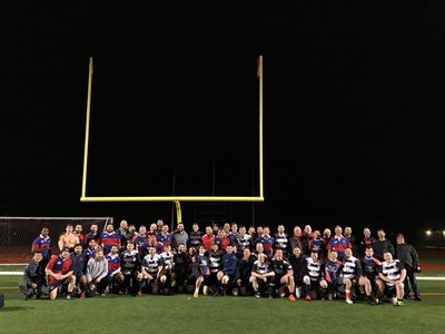 Hartlepool RFC Tour to New York & Boston: Group Photo