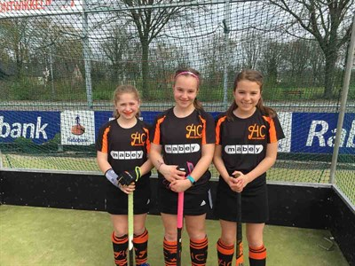 Gwent HC Girls U11 Hockey Tour To Holland