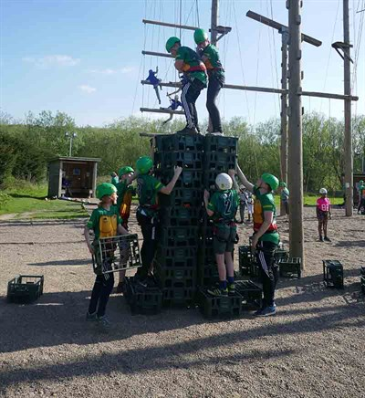 South Yorkshire Challenge On Site Activities