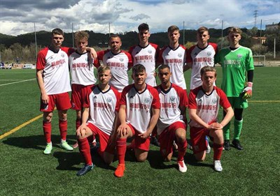 Sandwell College U19 Football Tour To Copa Santa 2018