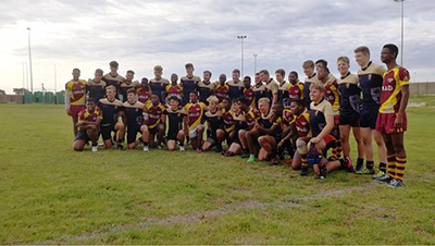 Third Match Day Ryde School Rugby Tour To South Africa