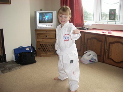 Isobel Sporting Photo