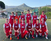 Whitstable Academy U19 Spain Trophy