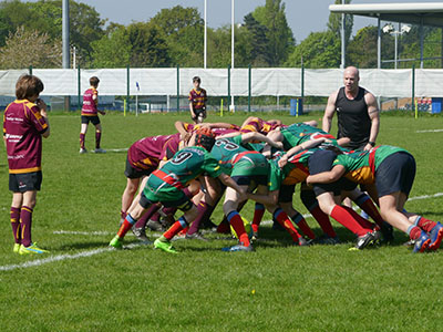 South Yorkshire Challenge Doncaster Rugby Festival U13s 14
