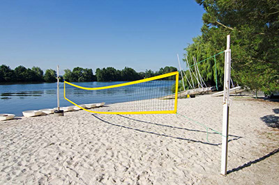 M La Base Beach Volley