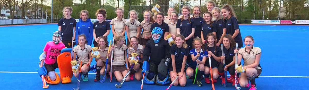 Whitchurch HC Juniors Hockey Tour To Holland