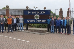 1st Battalion Scots Guards FC Football Tour to Canada 2019