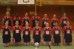 AGC NC Netball Tour To South Africa 2006