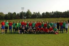 Royal Artillery Men's Football Tour to Canada 2017