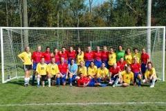 Royal Artillery Women's Football Tour to Canada 2017