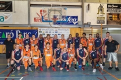 Royal Engineers Basketball Tour to Lloret de Mar in Spain 2019