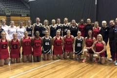 The Army Netball Club Netball Tour to Australia 2015