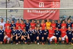 Army Reserve Women's FC Football Tour to Berlin 2018