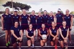 The Royal Engineers Netball Club Netball Tour to Barbados 2016