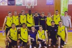 Heriot Watt University Men's Basketball tour to Spain 2017